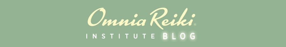 logo omnia reiki institute blog